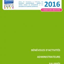 catalogue de formation 2016